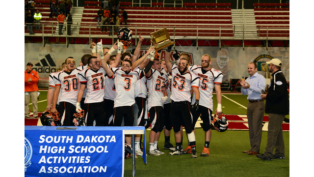 Dell Rapids football team