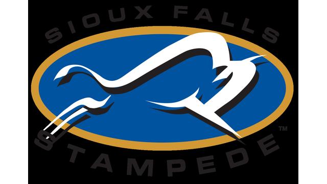Sioux Falls Stampede logo