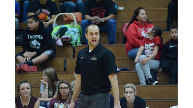 Lead-Deadwood volleyball coach