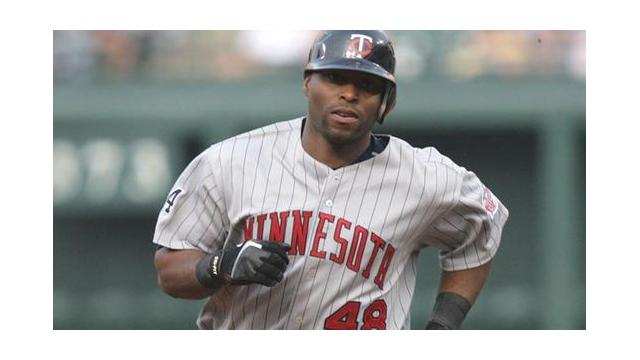 Minnesota Twins Centerfielder Torii Hunter