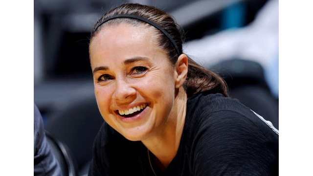 San Antonio Spurs Assistant Coach Becky Hammon
