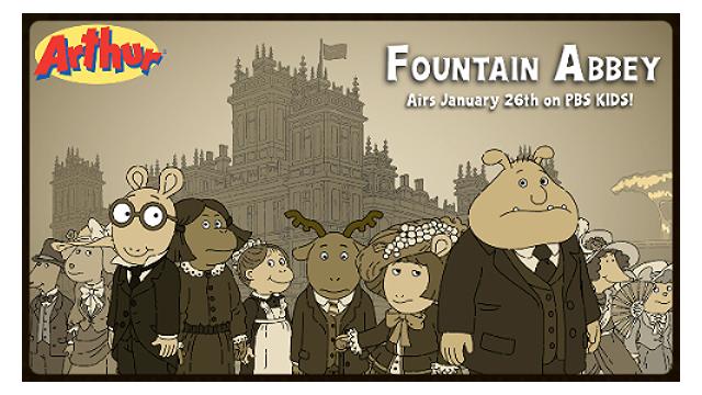 Athur: Fountain Abbey