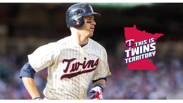 Joe Mauer/Twins Territory Banner