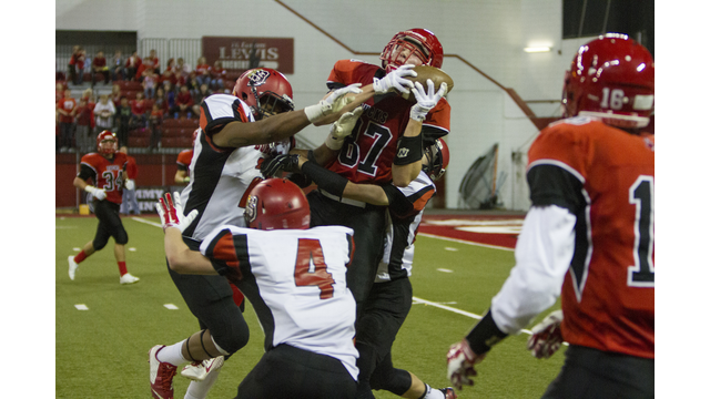 2014 11AA Championship game: Yankton vs Brookings