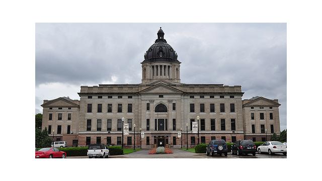 South Dakota State Capital Building