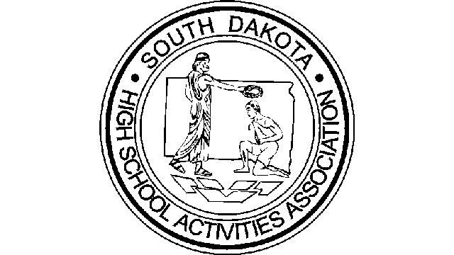South Dakota High School Activities Association logo