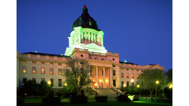State Capital Building, Pierre