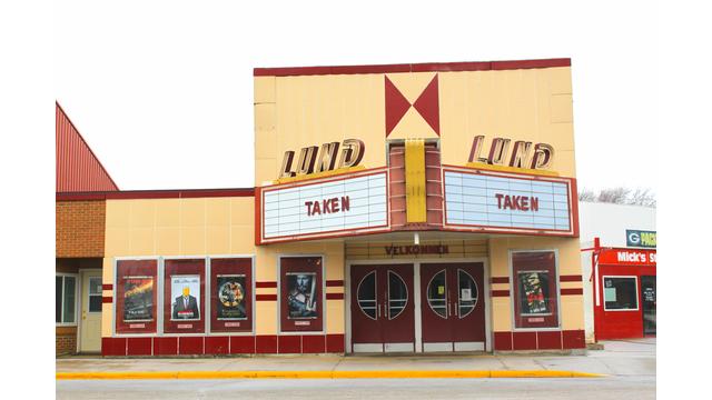 Viborg's Lund Theater