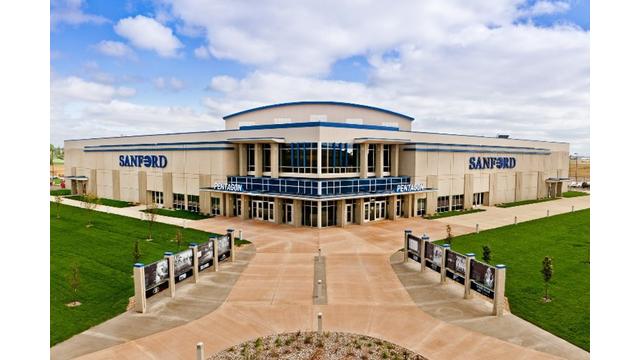 Sanford Pentagon (Sioux Falls, SD)