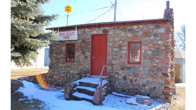 Hudson Boy Scout Cabin