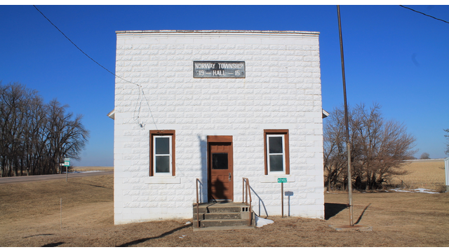 Norway Township Hall