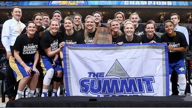 SDSU women's basketball team