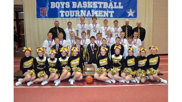 2014 Class B Champions: James Valley Christian
