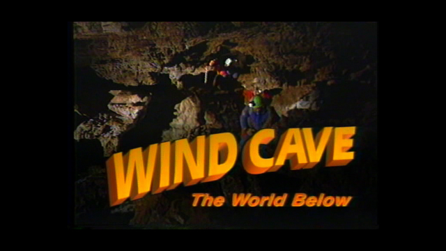 Wind Cave advertisement