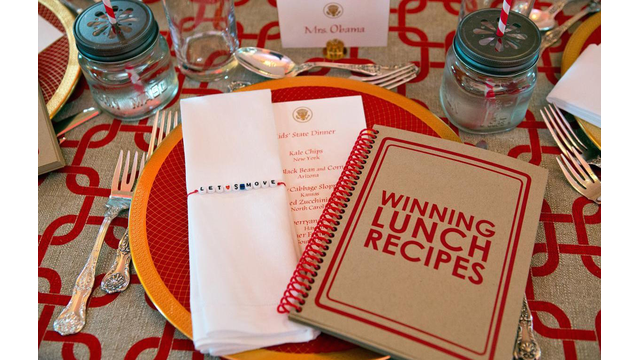 Winning Lunch Recipes