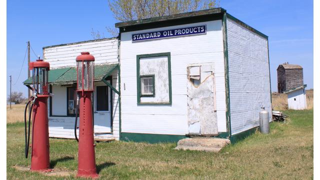The Crandall Pumps in Crandall, South Dakota