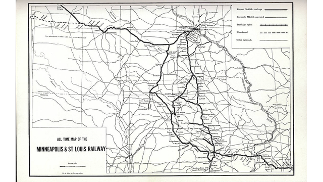 Minneapolis & St. Louis Railway
