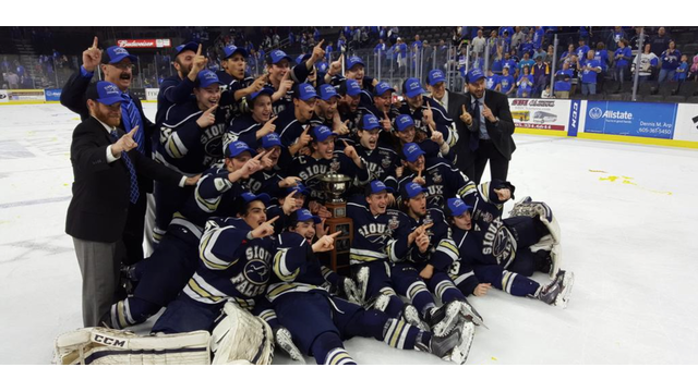 2015 Clark Cup Champions: Sioux Falls Stampede