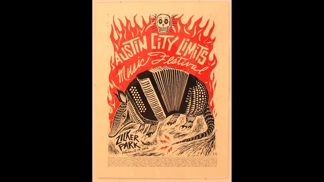 """Austin City Limits"" by Carlos Hernandez"