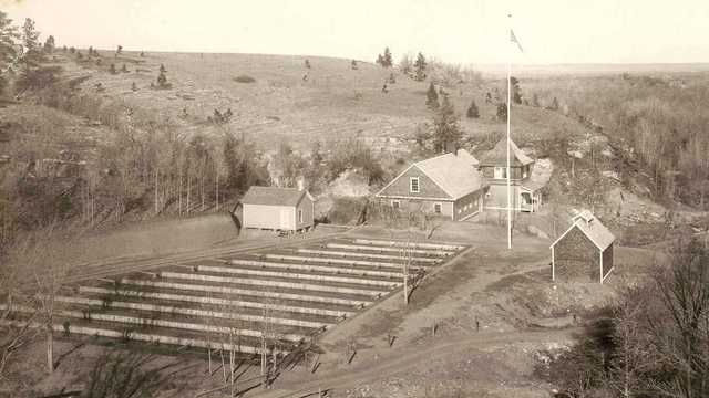 Spearfish Fish Hatchery - 1899