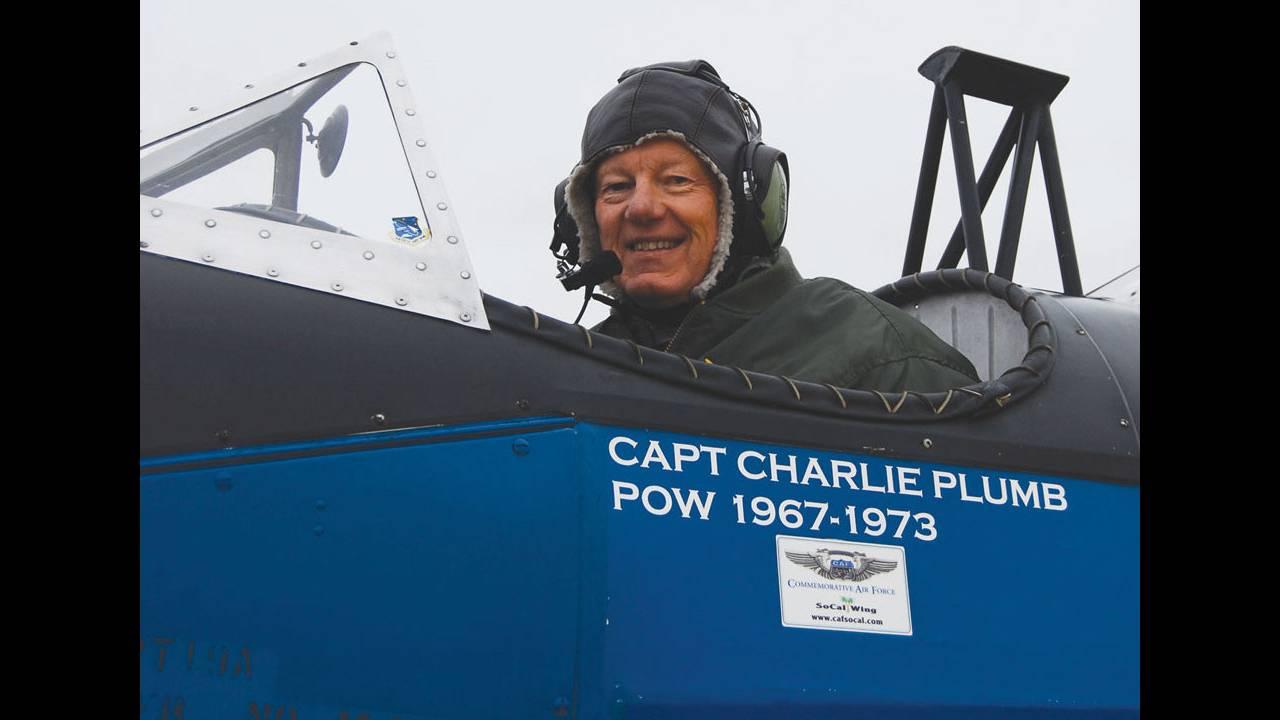 Capt. Charlie Plumb