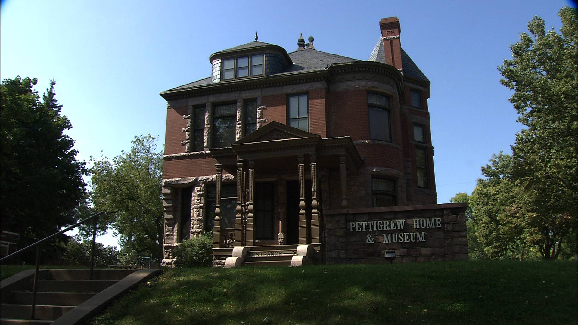 The Pettigrew Home & Museum in Sioux Falls