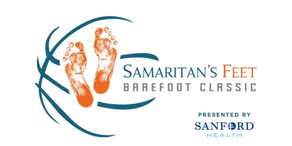 Samaritan's Feet Barefoot Classic logo