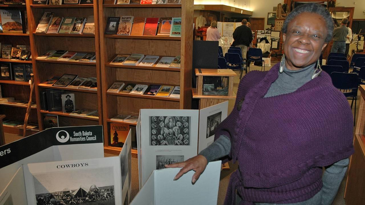 Joyce Jefferson recreates the lives of pioneering African American women in South Dakota.