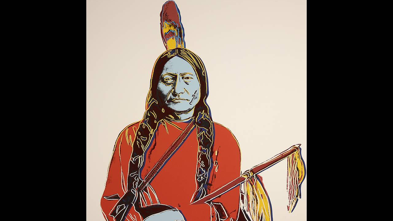 Cowboys and Indians (Sitting Bull)