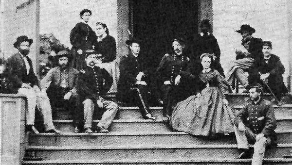 Custer's Family