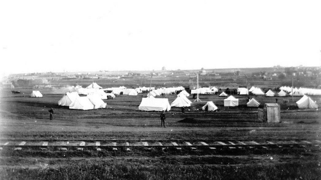 Camp Dewey