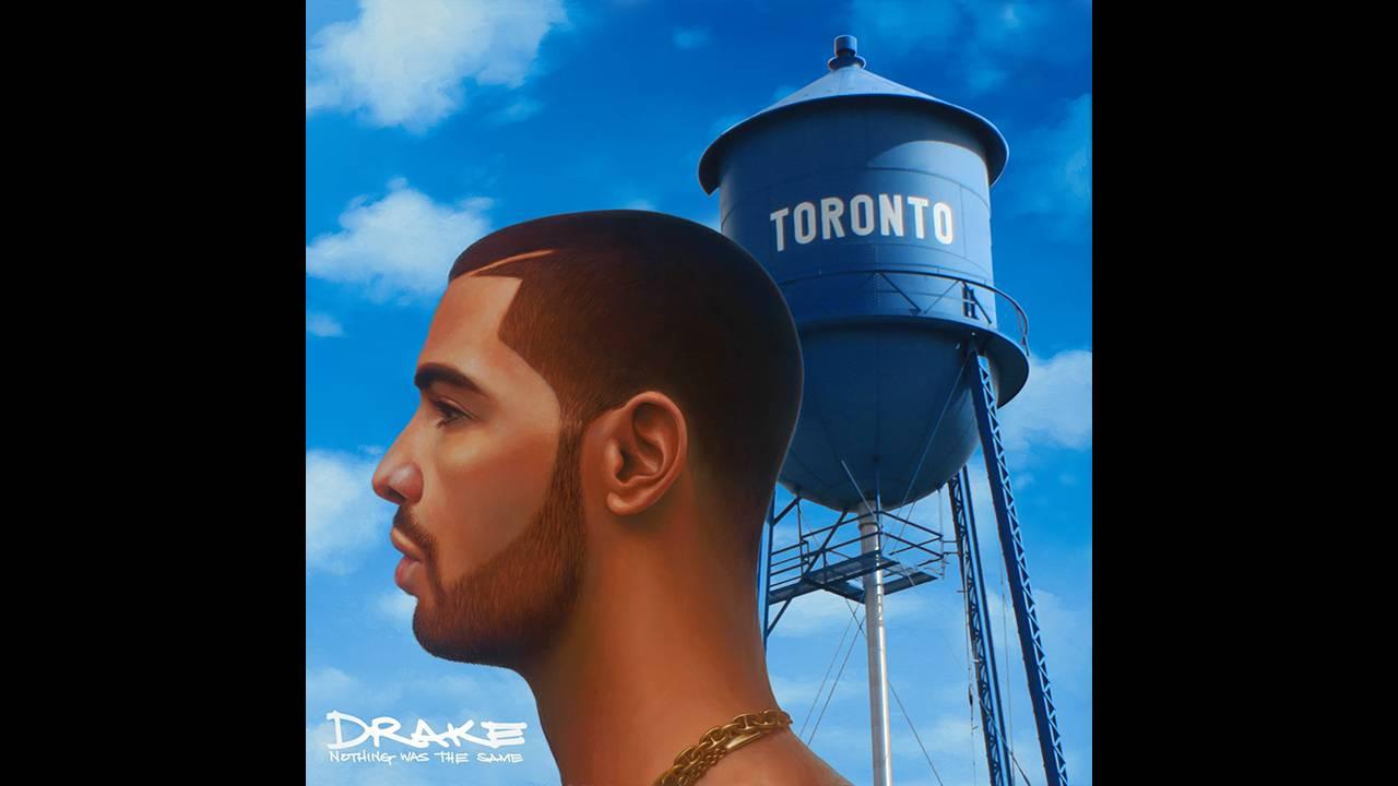Drake and Toronto SD watertower