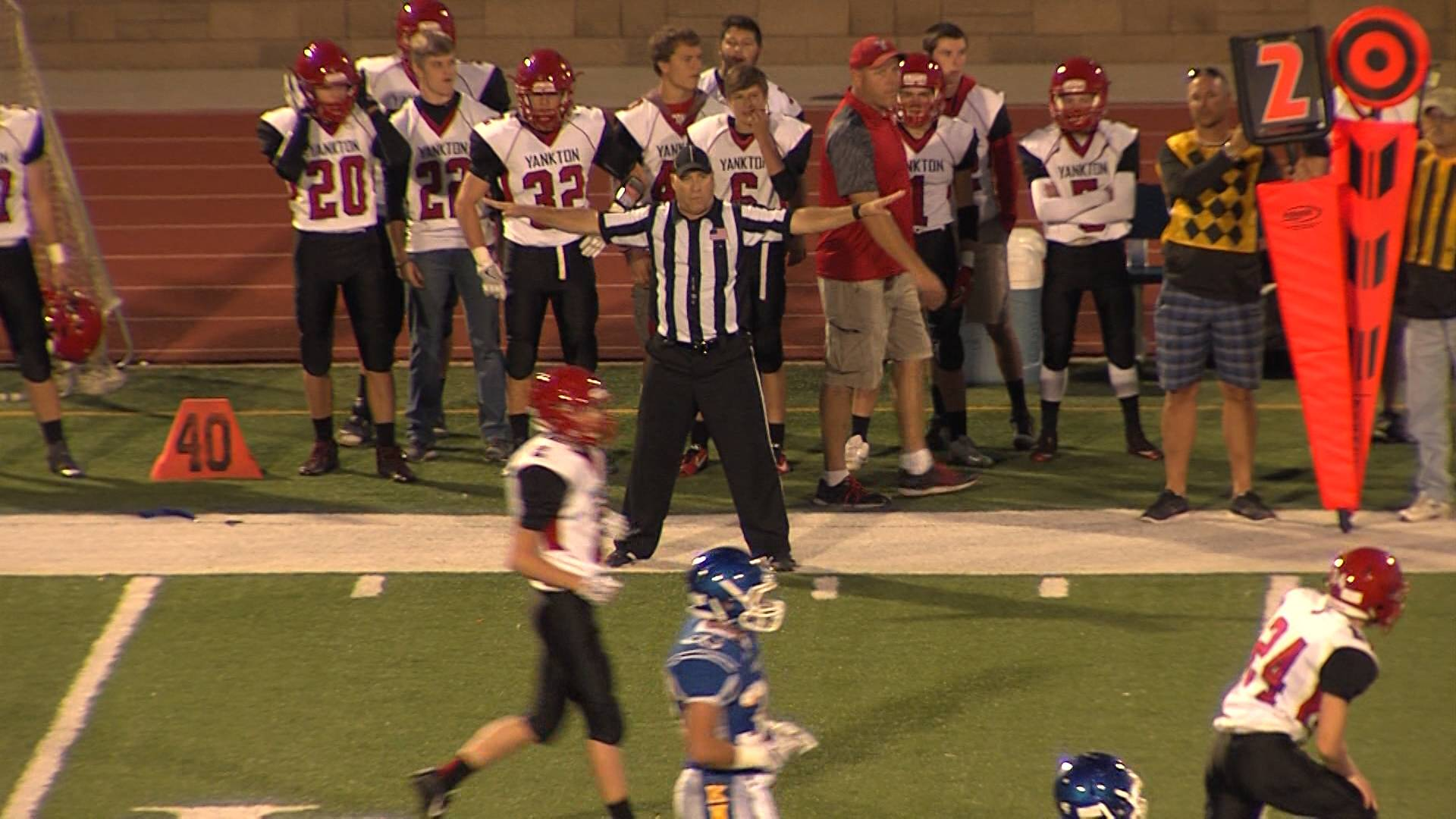 high school football officials