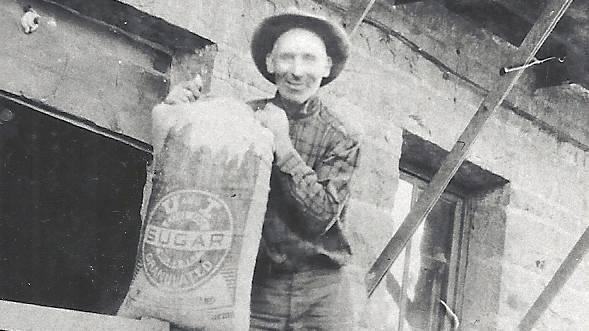 Sugar Plant worker