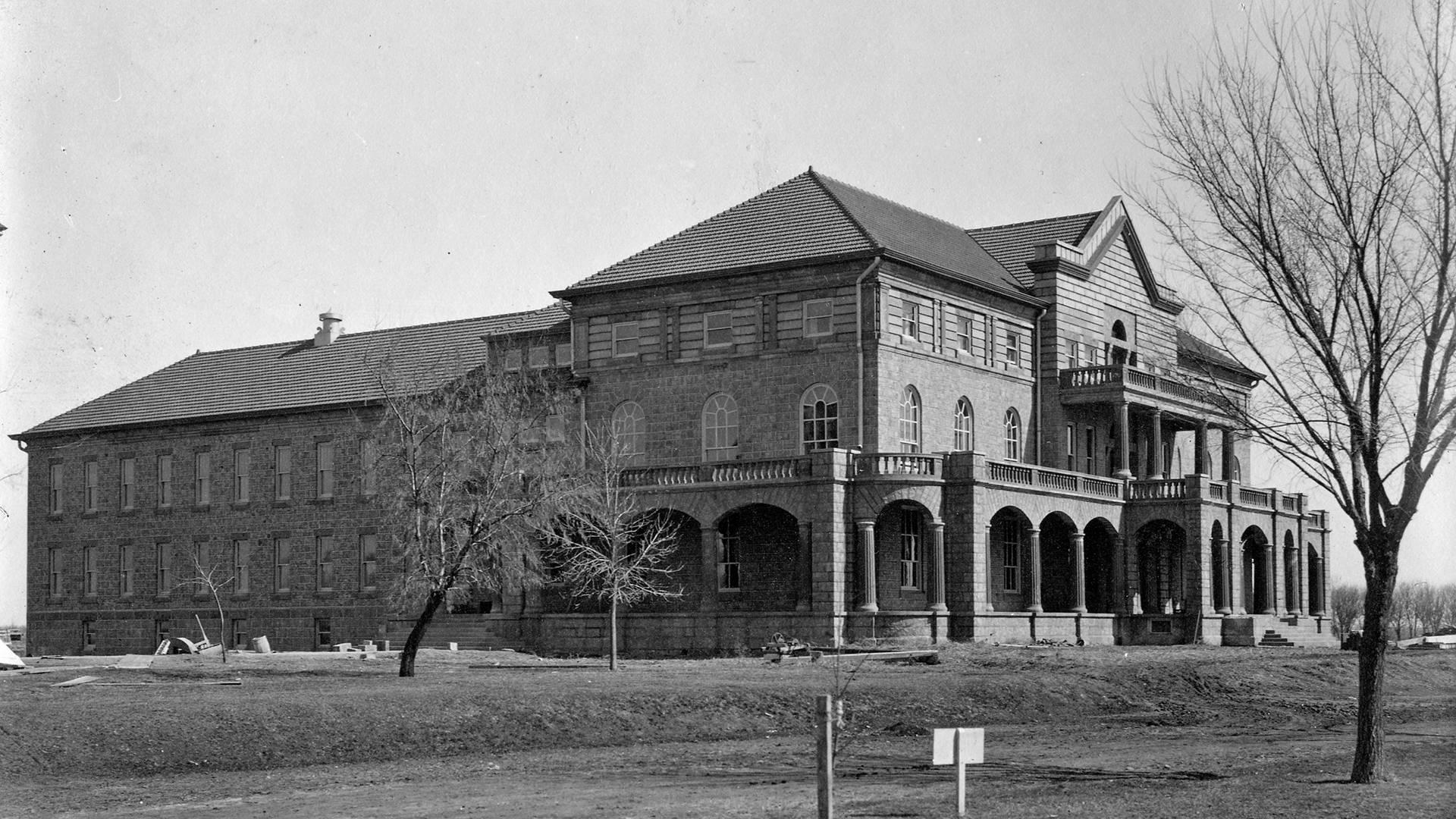 Yankton's Mead Building
