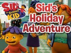 Sid's Holiday Adventure
