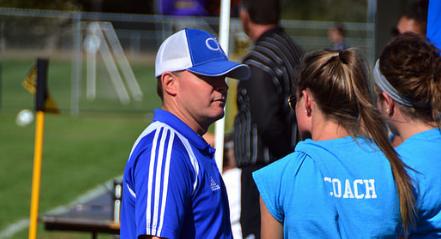 photo of head coach Ryan Beier