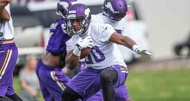 Minnesota Vikings player