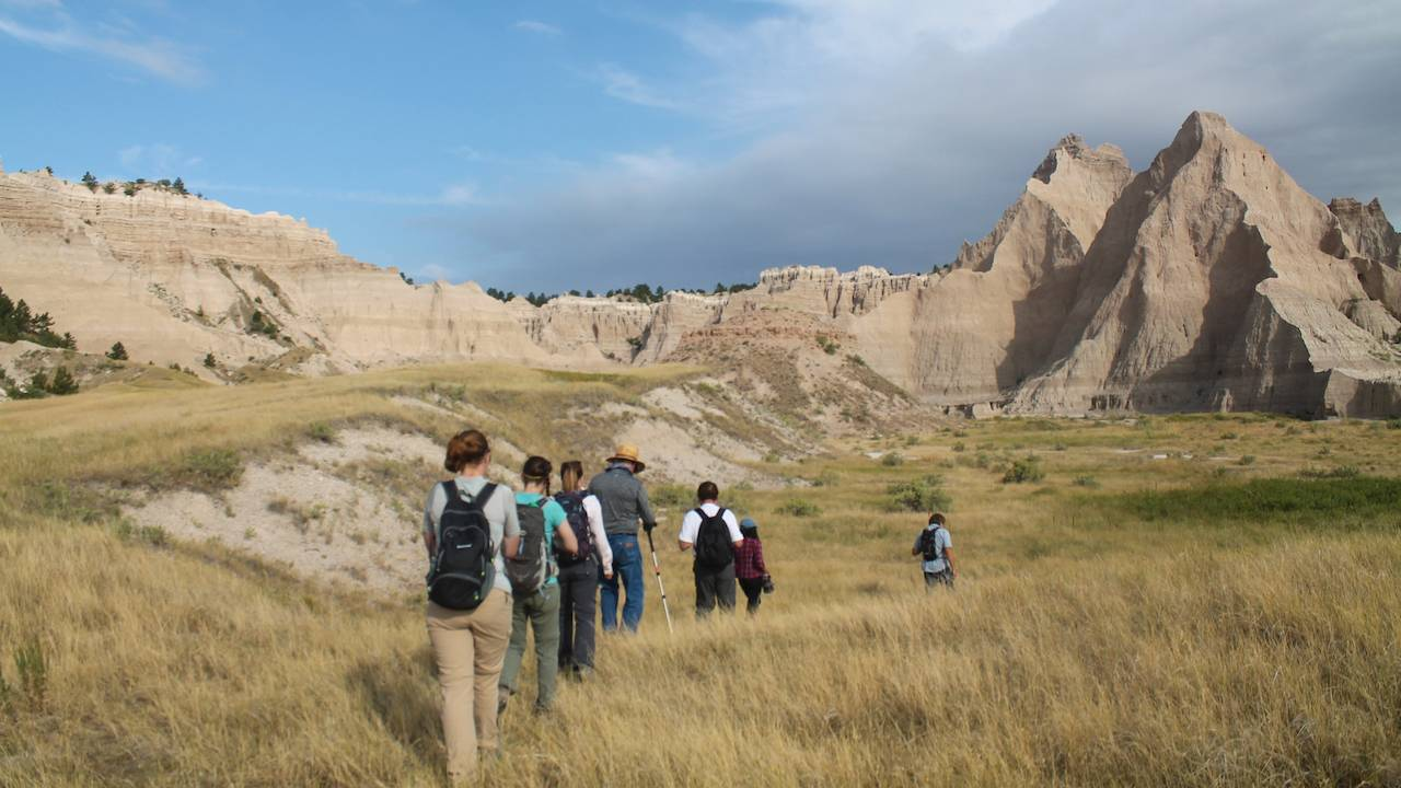 Photo of Badlands National Park