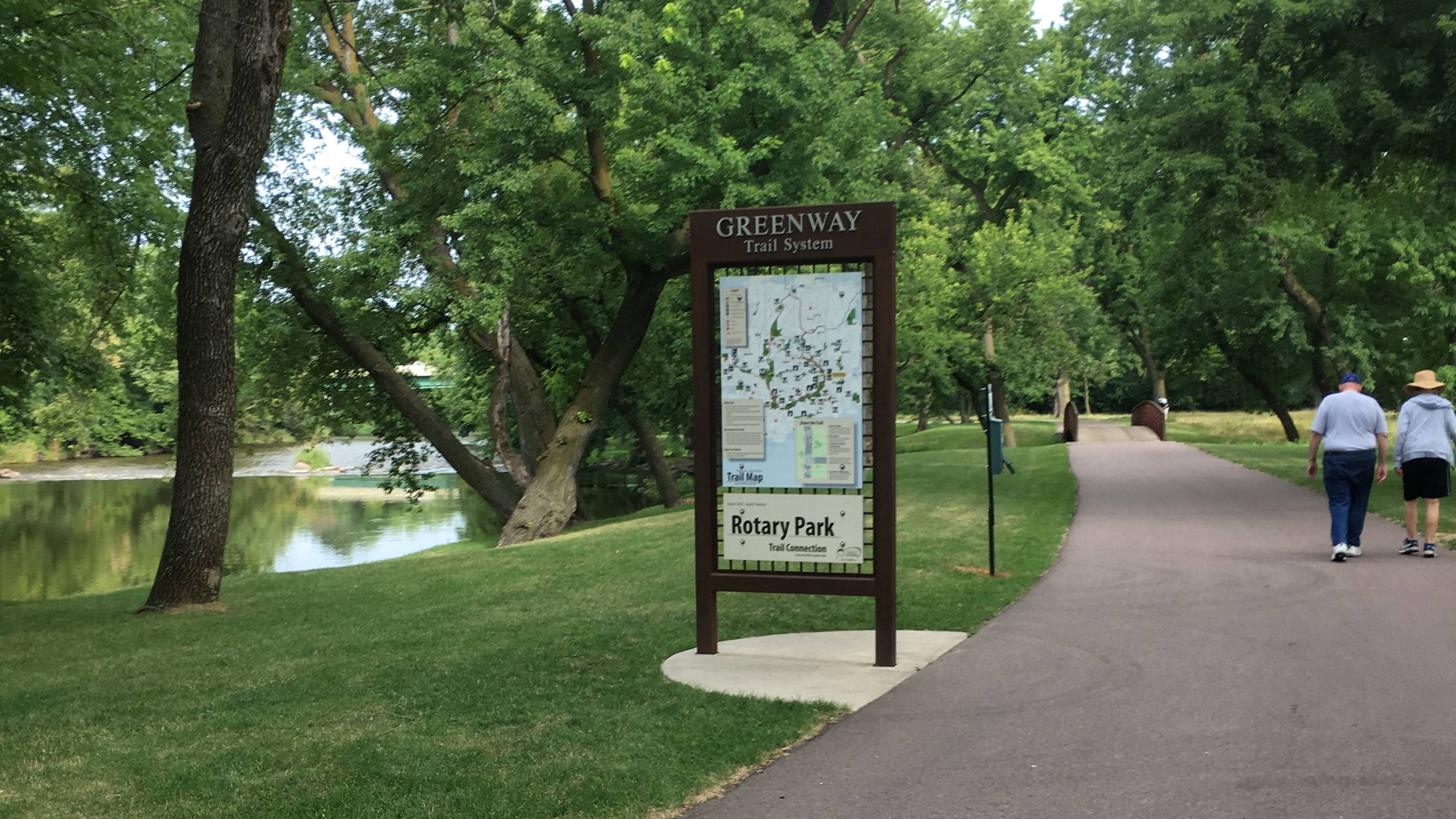 Greenway Trail System