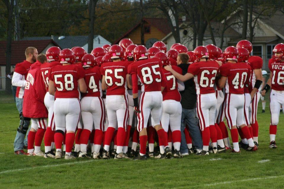 Yankton High School football team