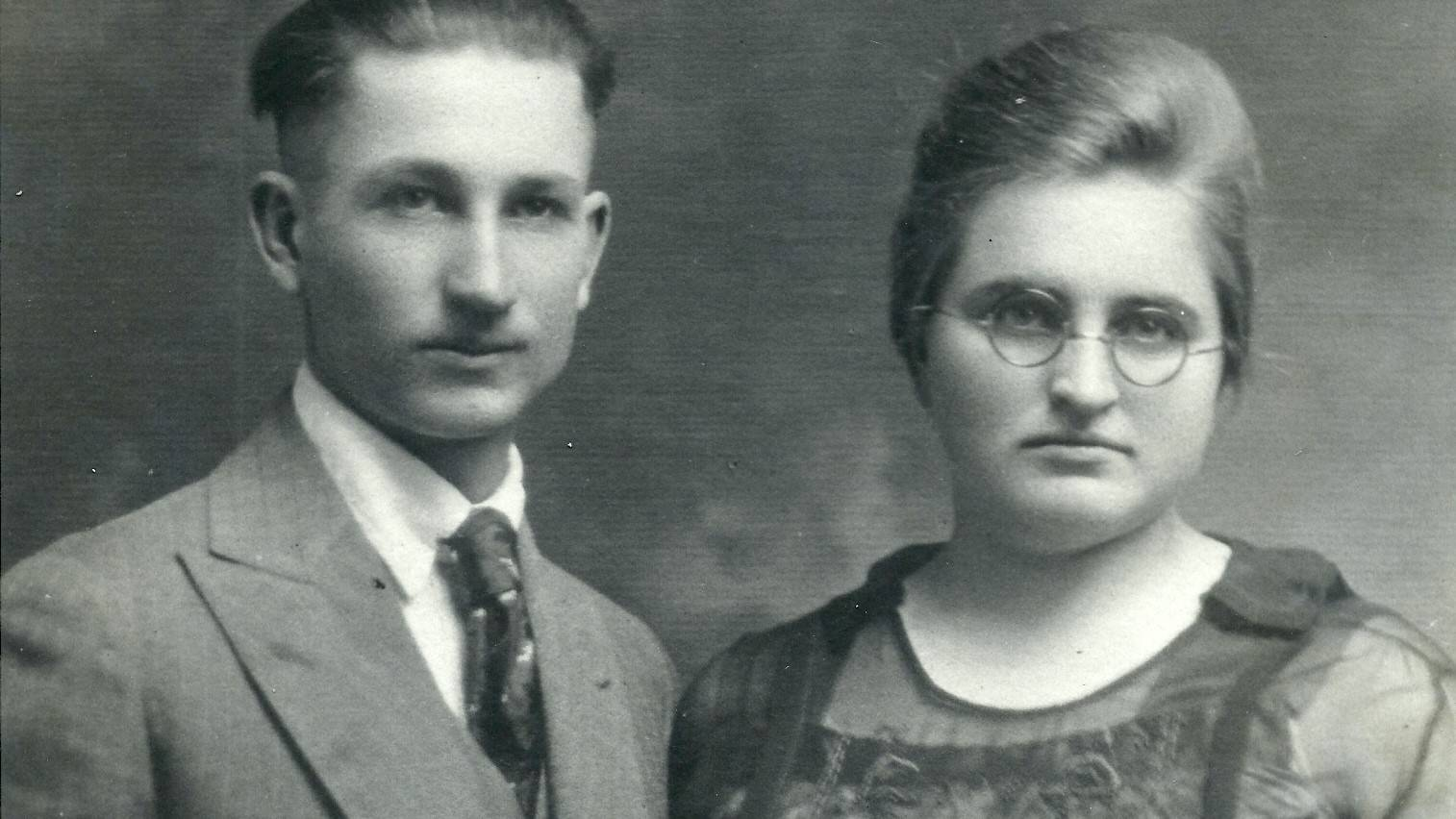 Ora & Syliva Parker
