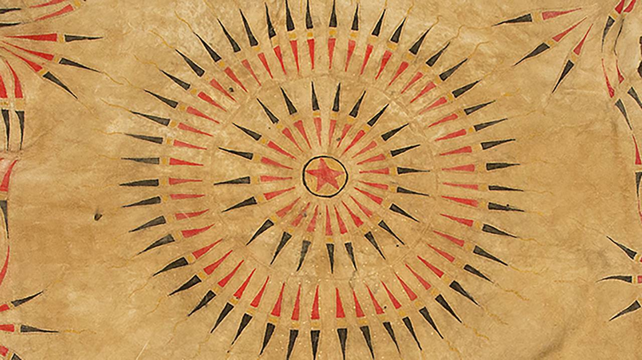 Lakota art work
