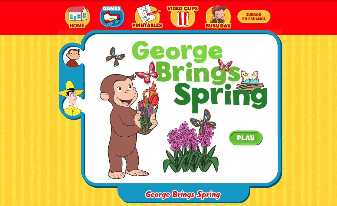 George Brings Spring