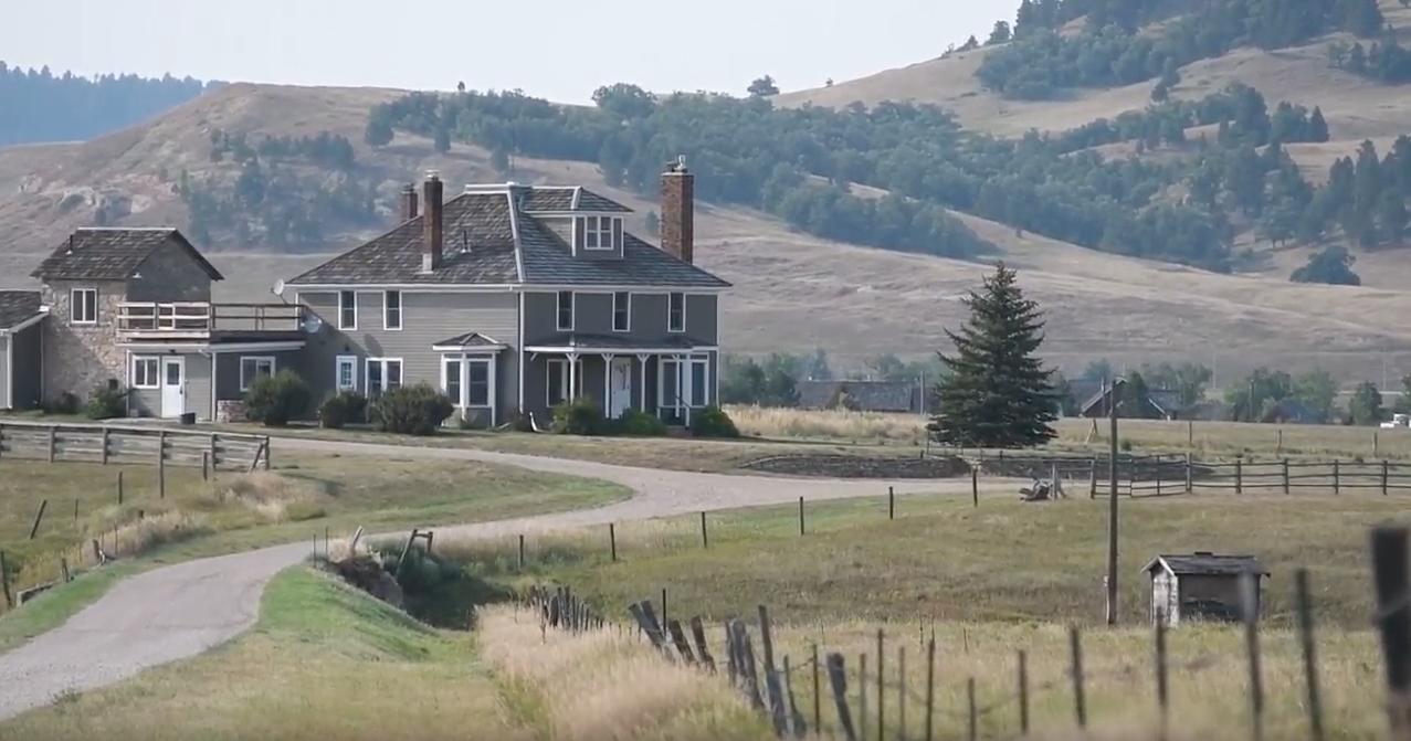 Farm settlements
