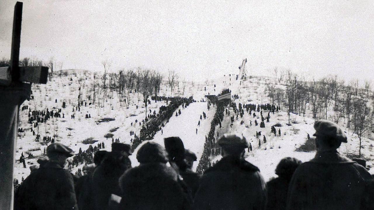 Canton Ski Jill 1932