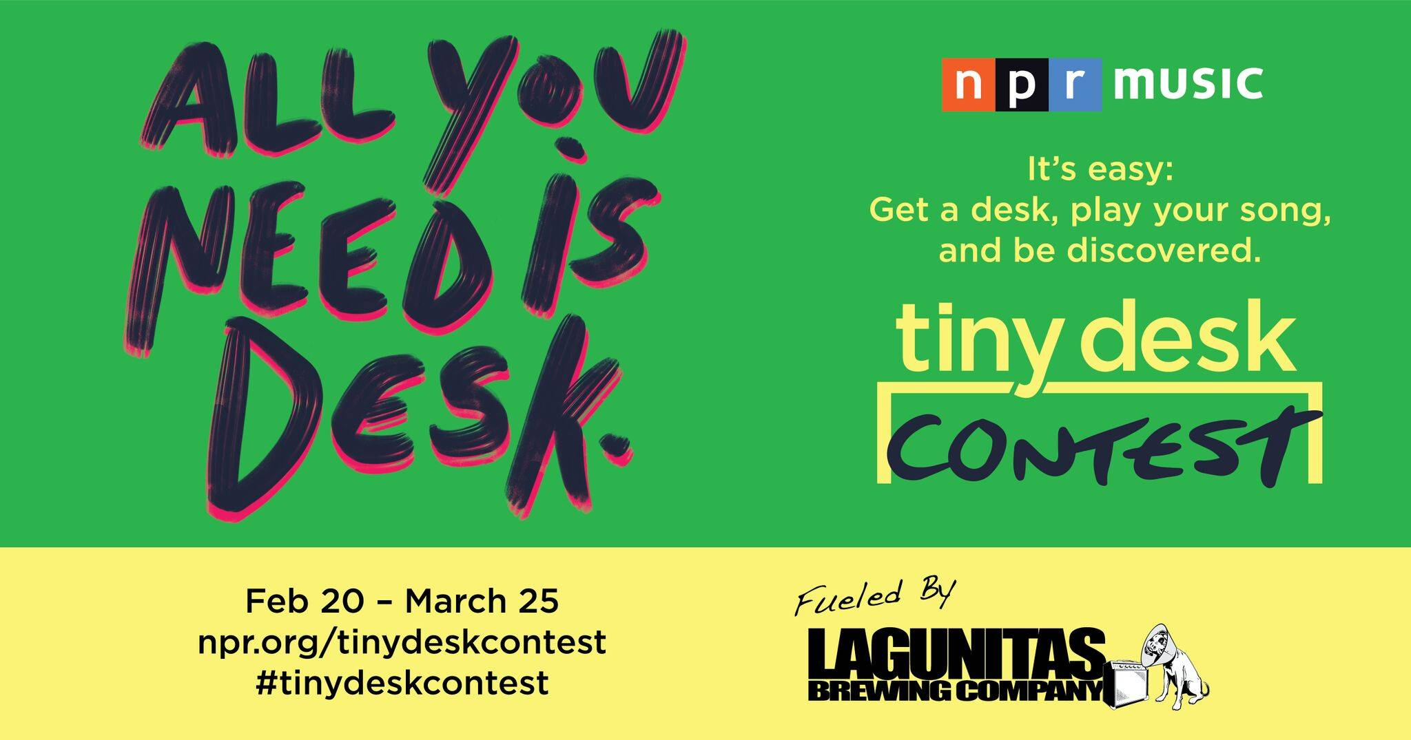 Tiny Desk Contest