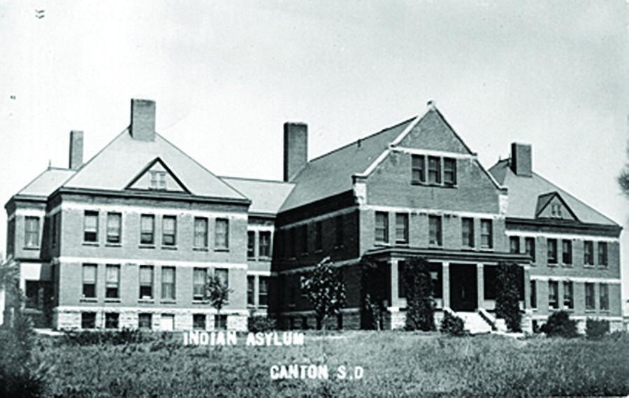 Indian Asylum, Canton SD
