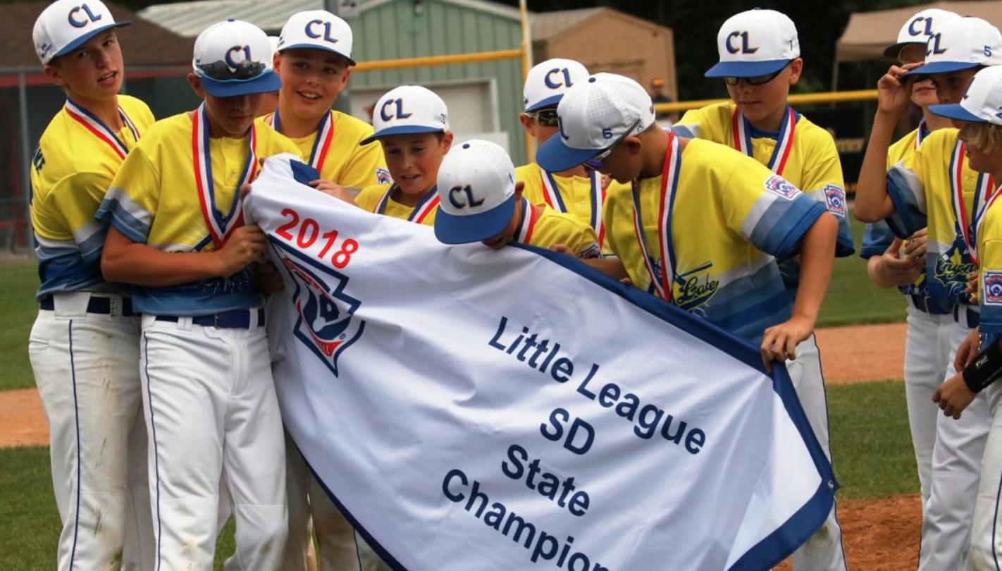 Canyon Lake baseball team