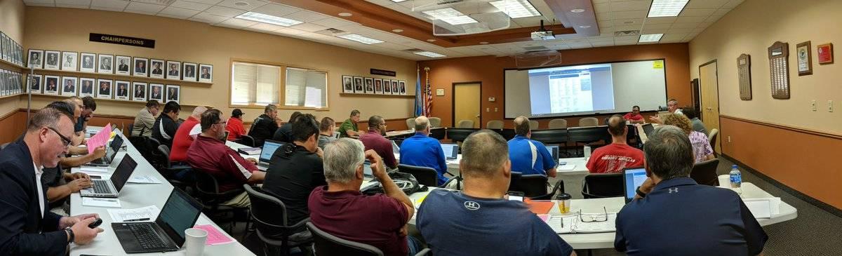SDHSAA board meeting